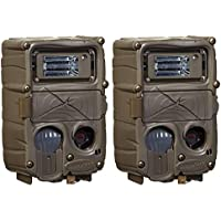 (2) CUDDEBACK C1 Day & Night Color Xchange Trail Game Hunting Cameras | 20 MP