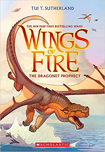 Image result for wings of fire book 1