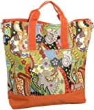 Hadaki French Market Tote,Hannah's Paisley,one size, Bags Central