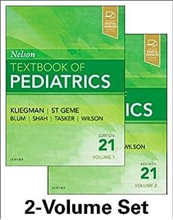 Nelson Textbook Of Pediatrics 2 Volume Set 8601421901475 Medicine