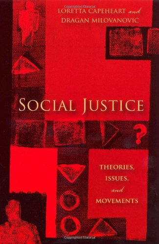 Social Justice Theories Movements Critical product image