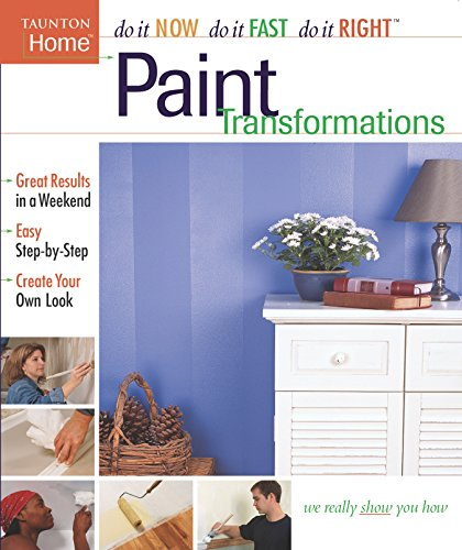 Paint Transformations (Do It Now Do It Fast Do It Right) (Upholstery Tampa)