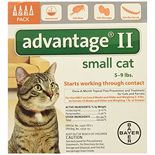 Advantage Multi For Cats Amazon