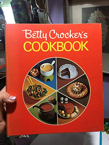 Betty Crocker's Cookbook (5-Ring -