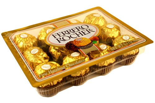 Ferrero Rocher Hazelnut Chocolates 5 3OZ product image