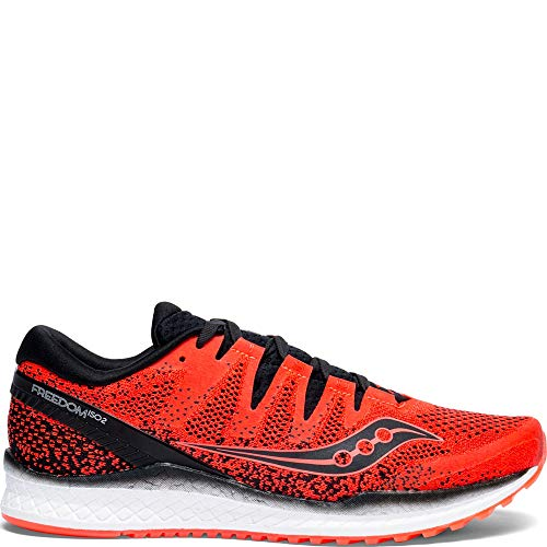 Saucony Running Homme De 035 vizired Freedom Rouge Iso 2 Black Chaussures pWFrCpn