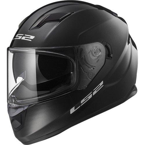 M LS2 Casque moto STREAM EVO JINK MAT Noir Jaune Noir//Jaune