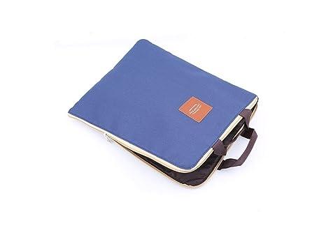 OVVO Hacer una Hermosa decoración Bolso portátil del Bolso del Ordenador portátil del Bolso A4 (
