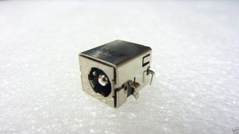 DC Power Jack Plug Port Connector Compatible with ASUS K53E-XR1 K53E-XR4 K53E-BBR3 K53E-BBR4