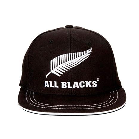 All Blacks All blacks snap back JR Zwart - JR  Amazon.it  Sport e ... ca9a0470c01b