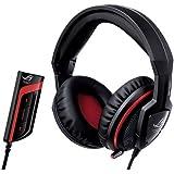 Asus Orion Pro Micro-Casque PC Noir/Rouge