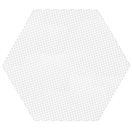 Dream on Me Hexagon firm mattress pad by Dream On Me