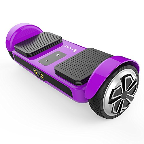 Hoverboard Self Balancing Scooter, Balance Correction, Water Resistant, Super Long Range 17km