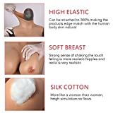 CLSHES H Cup Silicone Breast Forms for