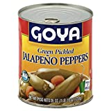 Goya Jalapeno Peppers Whole 26.0 OZ(Pack of 3)