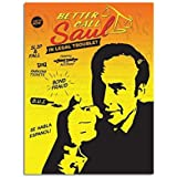 JUST FUNKY Better Call Saul Breaking Bad Funny Lawyer Fleece Throw Blanket / Tapestries Decorative Wall Hanging - Funny Gift , Sofa / Bed Kids Blanket