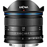 laowa ve7520mftstblk–7.5mm Lens for Micro 4/3Cameras (16.9MP, HD 720p) Black