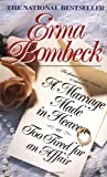 A Marriage Made in Heaven, Erma Bombeck, 0061092029