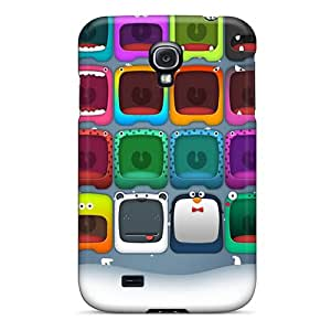 Tpu Fashionable Design Monster Hd2 Rugged Cases Covers For Galaxy S4 New
