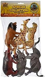 Wild Republic Polybag African Animals 6 Pieces