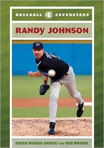 Randy Johnson (Baseball Superstars (Hardcover))