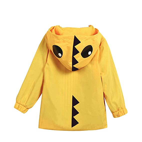 5cb8e36a25e0 Saingace Raincoat for Kids