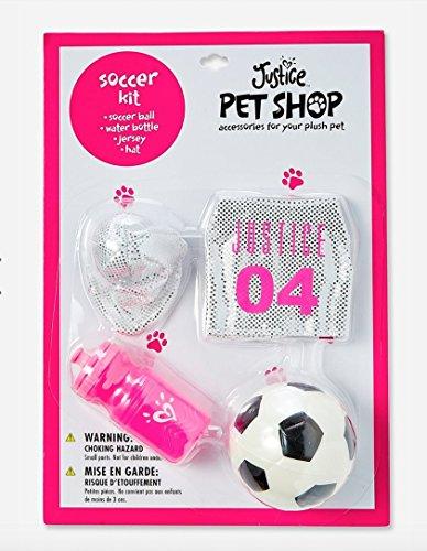 Justice Pet Shop Soccer Kit (Pet Shop Kit)