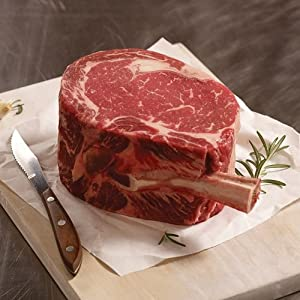 Omaha Steaks KING CUT: 48 oz. Ribeye on the Bone