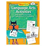 Teacher Created Resources Pete The Cat Language Arts Workbook
