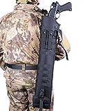 VIVOI Molle Webbing Shotgun Scabbard (Black)