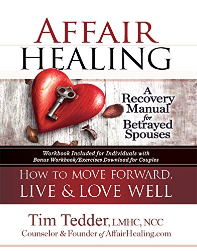 Affair Healing: A Recovery Manual for Betrayed Spouses (Recovery Manual)