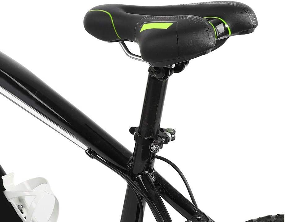 VGEBY1 Sillín de Bicicleta, sillín de Bicicleta Cojín Acolchado ...