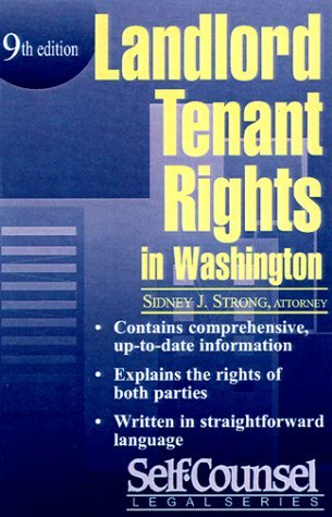 By Sidney J Strong Landlord/Tenant Rights Washington (Landlord/Tenant Rights in Washington) (9th Ninth Edition) [Paperback] pdf