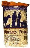 FloraCraft Shredded Nativity Straw 4 Ounce Bag Natural