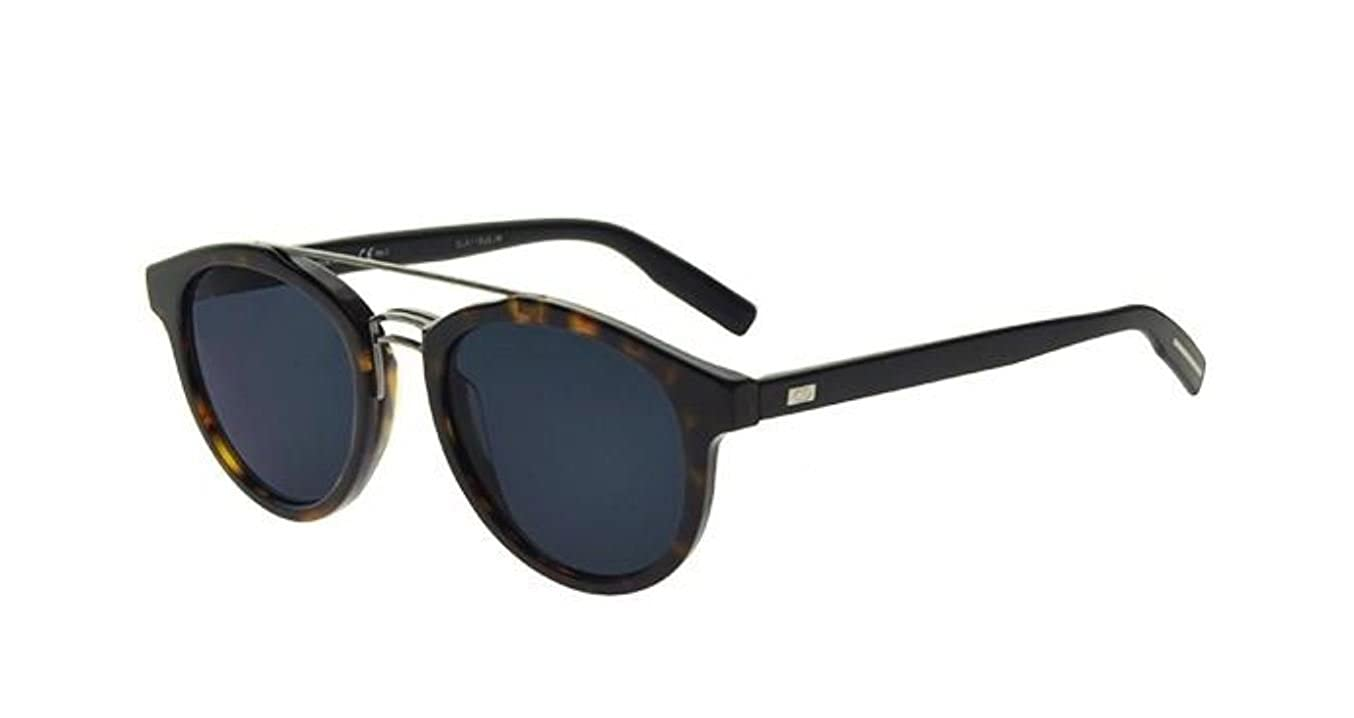 18a66bf1e8 Authentic Christian Dior Homme Black Tie 231 S KVX KU Dark Havana Sunglasses