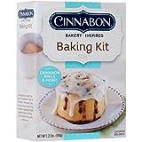 Cinnabon At-Home Baking Kit, Makes Cinnamon Rolls & More! (1.25 lbs)