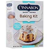 Cinnabon At-Home Baking Kit, Makes Cinnamon Rolls & More! (1.25 lbs)