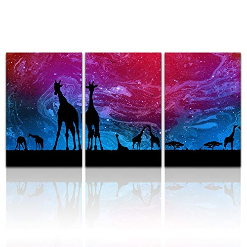 Beautiful Scenery Home Artwork for Living Room Bedroom x 3 Panels