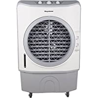 40-Liter Indoor/Outdoor Evaporative Air Cooler (Swamp Cooler) in Dark Gray