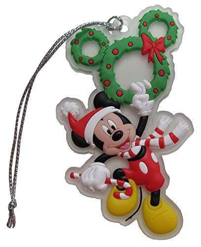 Disney Classic Mickey Mouse Hanging Christmas Tree Ornament