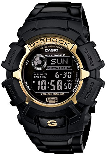 CASIO G-SHOCK Black × Gold Series GW-2310BD-1GJF men's Japan Import
