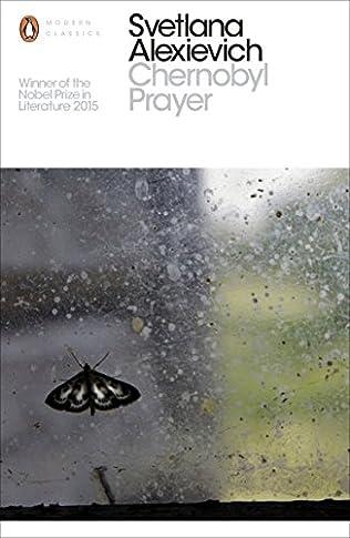 book cover of Chernobyl Prayer