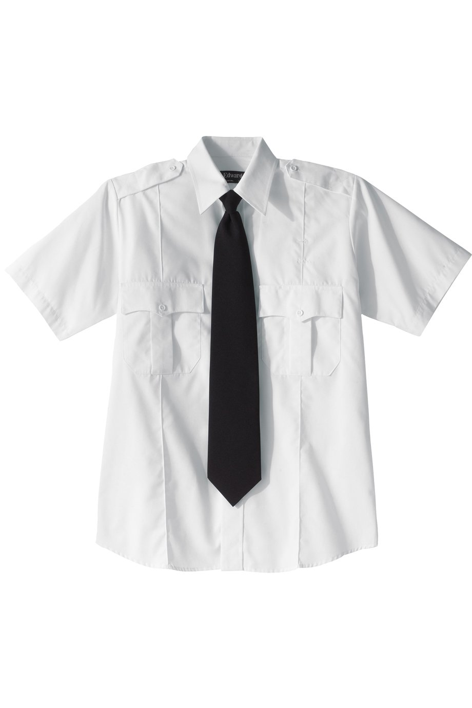Ed Garments Men'S 1226 Durable Sleeve Civil Shirt (White 6X-L-T)