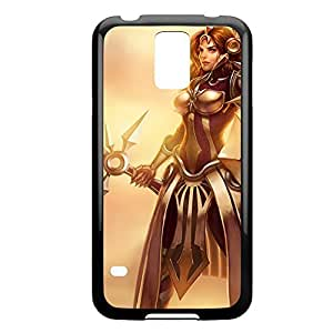 Leona-001 League of Legends LoLDiy For Mousepad 9*7.5Inch Plastic Black