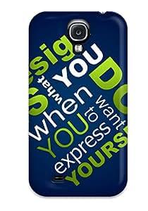 Pamela Sarich's Shop 4641254K94043929 High Grade Flexible Tpu Case For Galaxy S4 - Design Yourself