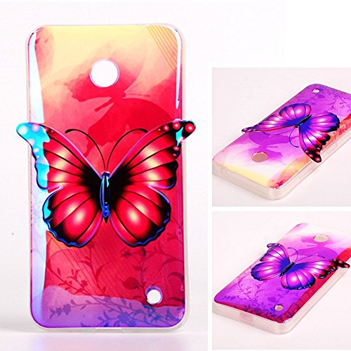 lumia-635-case-microsoft-nokia-lumia-635-tpu-casetribe-tiger-3d-blu-ray-beauty-fairy-butterfly-hot-p