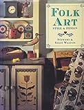 Folk Art, Sally Walton and Stewart Walton, 0806904089