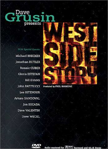 Dave Grusin - Dave Grusin Presents West Side Story (DVD)