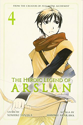 The Heroic Legend of Arslan 4 (Heroic Legend of Arslan, The)