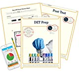 Diagnostic Entrance Test, DET Exam Prep, Study Guide